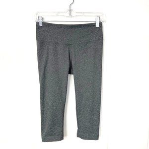 Balance Collection Cropped Capri Legging Grey S